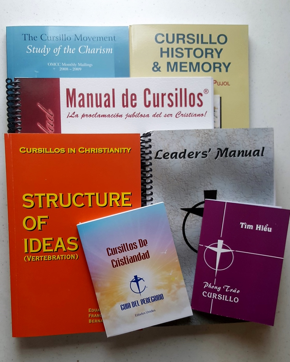 cursillo literature catholic cursillo books rh natl cursillo org Catholic Cursillo Logo Catholic Cursillo Logo